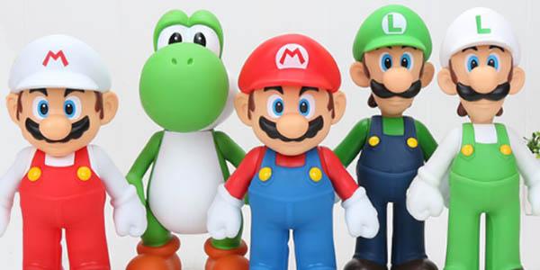 Figuras Nintendo baratas