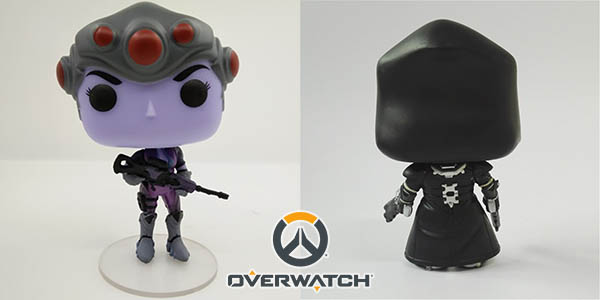 Figuras Overwatch tipo Funko POP