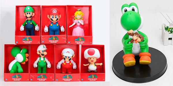 Figuras de personajes de Nintendo de 23 cm baratas