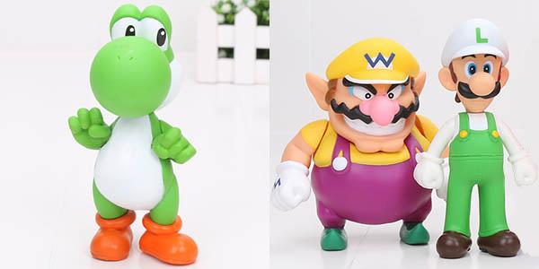Figuras Nintendo en AliExpress