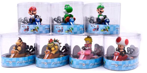Figuras Super Mario Kart de 13 cm baratas