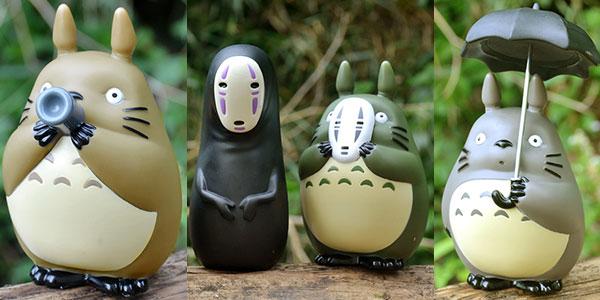 Figuras de Totoro baratas