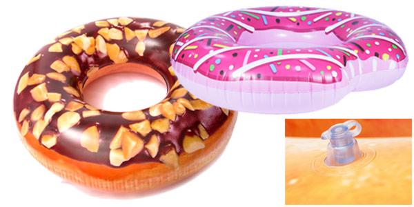 Flotadores gigantes en forma de donut baratos