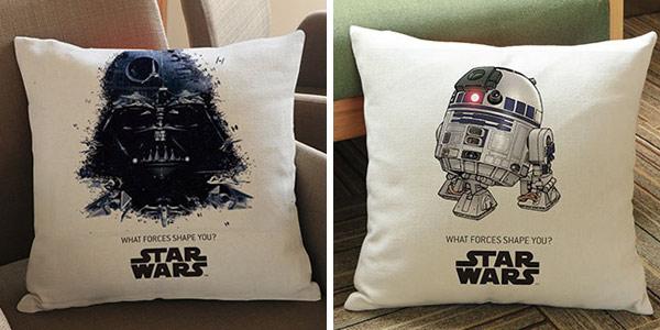 Funda para cojines de Star Wars barato en AliExpress