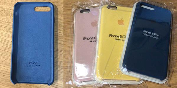 Funda iphone barata estilo oficial en AliExpress