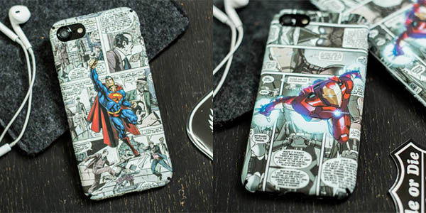 Fundas para iPhone de Superheroes baratas