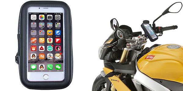 Soporte smartphone para bici o moto