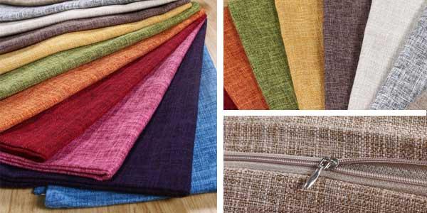 Selección de Fundas de cojín de algodón de 40 x 40 cm o 45 x 45 cm chollo en AliExpress