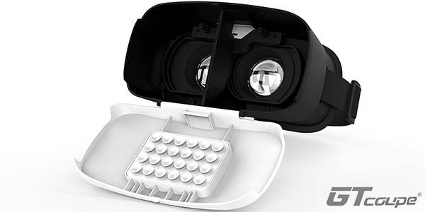 Gafas de realidad Virtual GTcoupe 3D