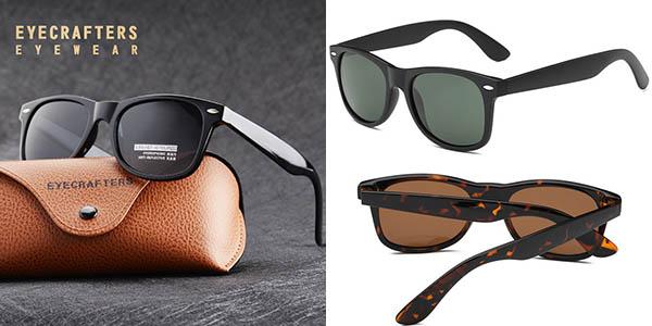 Gafas de sol Unisex polarizadas UV400