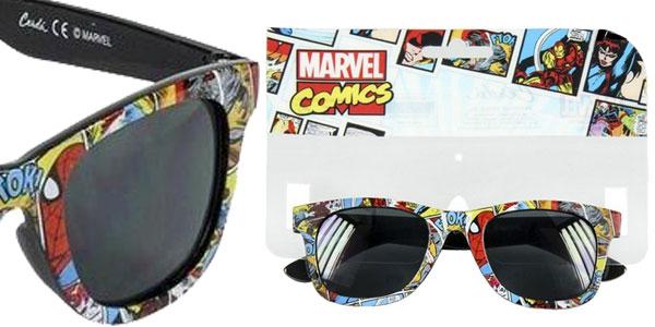 Gafas de sol infantiles de Marvel chollo en AliExpress Plaza
