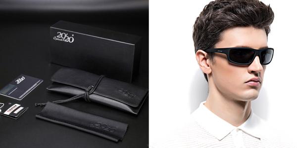 Gafas de sol polarizadas con protección UV400 en AliExpress