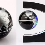Globo terráqueo con levitación magnética y luz LED barato