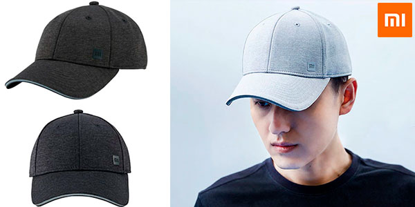 Gorra de béisbol Xiaomi Youpin en varios modelos barata