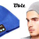 Gorro con auriculares bluetooth integrados