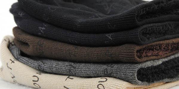 Gorro de lana para hombre con forro barato