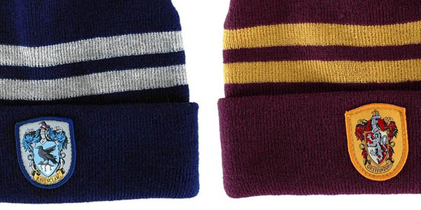 Gorro de invierno Harry Potter