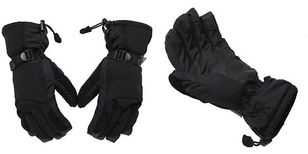 Guantes para nieve baratos