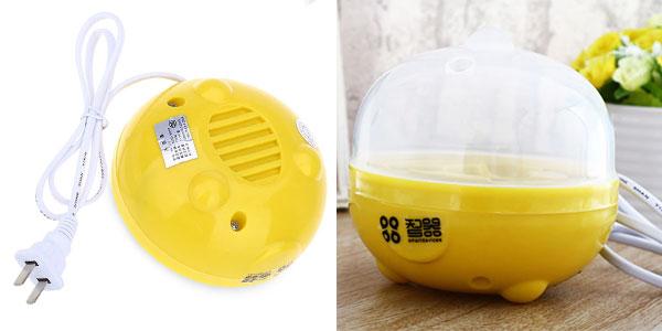 Hervidor de huevos portátil eléctrico barato