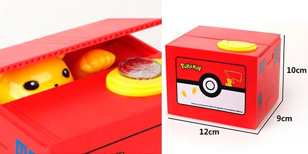 Hucha electrónica de Pokémon barata
