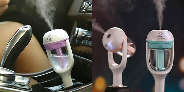 Mini humidificador para coche KBAYBO