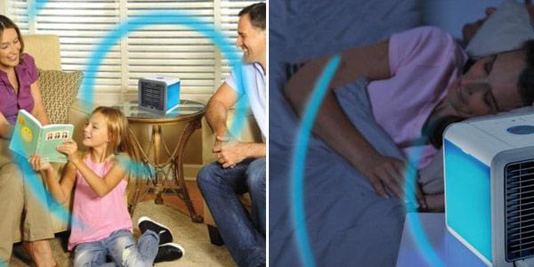 Enfriador-humidificador de aire portátil chollazo en DressLily