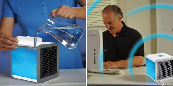 Enfriador-humidificador de aire portátil chollo en DressLily