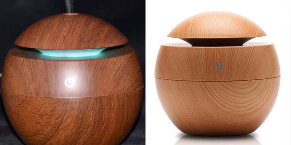Humidificador de madera barato