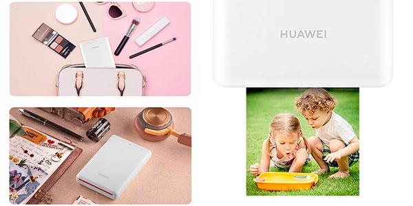 Impresora de fotos portátil Huawei Zink barata