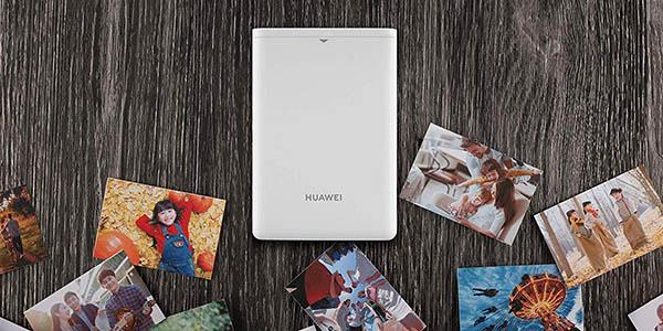 Impresora de fotos portátil Huawei Zink en AliExpress