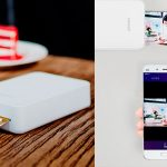 Impresora portátil Xiaomi con Bluetooth y NFC barata