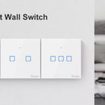 Interruptores de pared Sonoff Wifi compatibles con Alexa y Google Home baratos en AliExpress