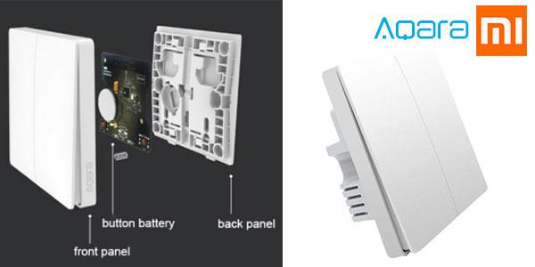 Interruptor inteligente Xiaomi en Aliexpress