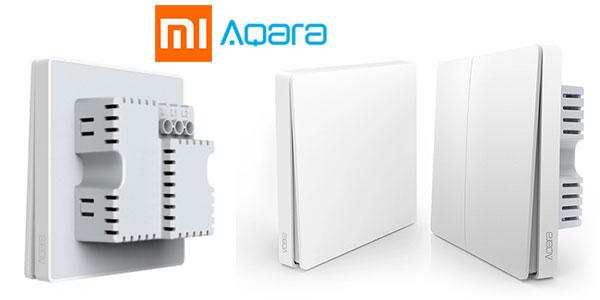 Interruptor inteligente Xiaomi Aqara
