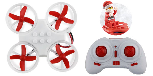 Dron Jjrc H67 Flying Santa Claus al mejor precio