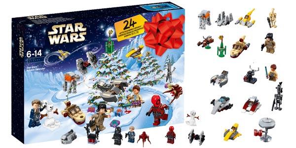 Calendario de Adviento Star Wars tipo LEGO barato en AliExpress