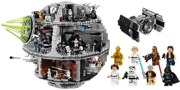 Estrella de la Muerte estilo LEGO