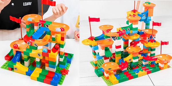Juego de construcción tipo Duplo de 74 piezas al mejor precio barato