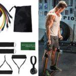 Kit accesorios para hacer fitness barato en AliExpress