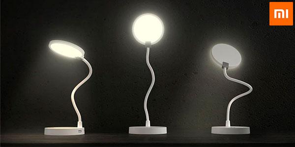 Lámpara de escritorio Xiaomi Youpin Coowoo U1 barata