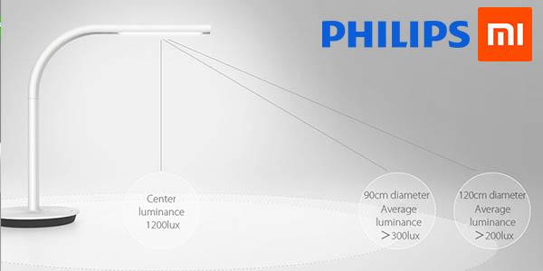 Xiaomi Philips Eyecare Smart Lamp 2 en AliExpress