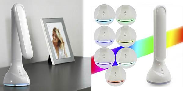Lámpada LED portátil y recargable barata