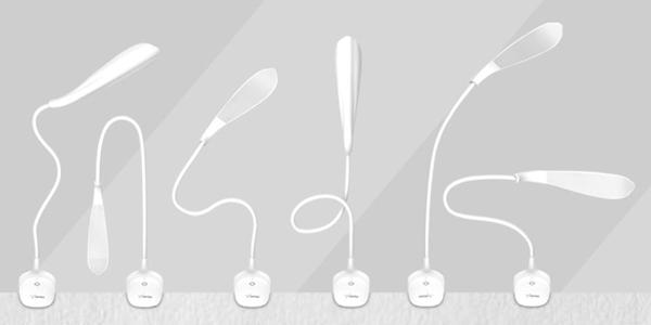 Lámpara de escritorio USB YAGÉ chollo en AliExpress