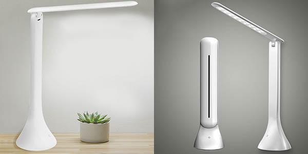 Lámpara LED portátil y recargable