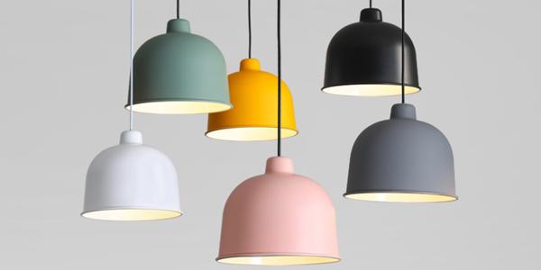 Lámparas de techo de estilo industrial baratas en AliExpress