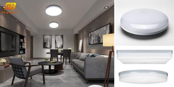 Lámpara de techo LED ultrafina con envío desde España chollo en AliExpress