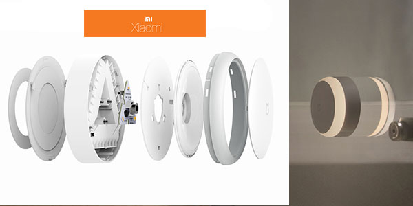Lámpara Xiaomi MiJIA IR Night Light blanca
