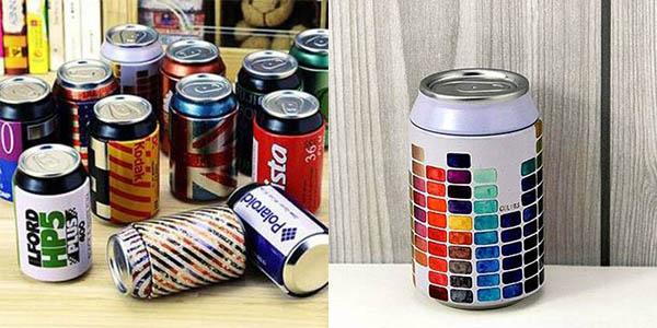 latas con diseño vintage de almacenaje para cocina baratas