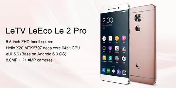 LeTV Leeco Le 2 Pro 4G barato