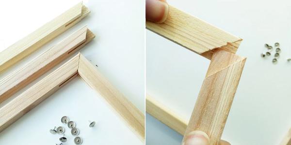 Marcos de madera DIY de varios tamaños baratos en AliExpress